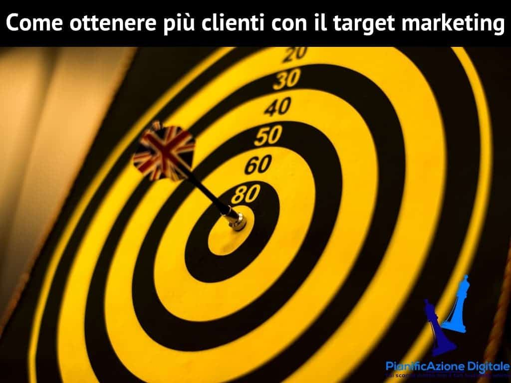 target marketing e comunicazione